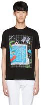 Diesel Black T-Joe-NM Pool T-Shirt