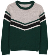 Hundred Pieces Striped Jumper