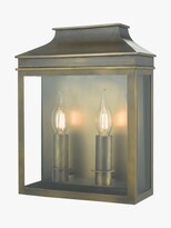 Thumbnail for your product : Dar Vapour Double Outdoor Wall Light