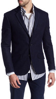 Antony Morato Texture Two Button Notch Collar Sportcoat