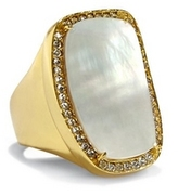 Louise et Cie Mother-of-Pearl Ring