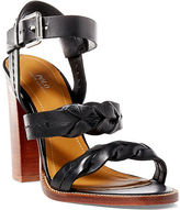 Polo Ralph Lauren Braided Calfskin Sandal