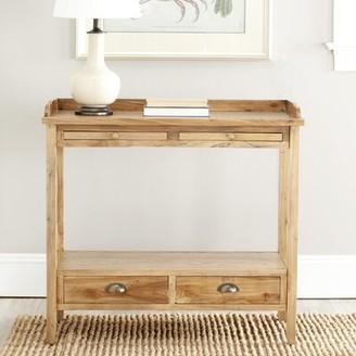 "Safavieh Joanna 35.8"" Solid Wood Console Table"