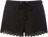Seafolly Bella lazer cut board shorts