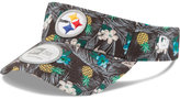 New Era Pittsburgh Steelers Mahalo Visor