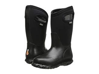 Bogs Durham Solid (Toddler/Little Kid/Big Kid) (Black) Kids Shoes