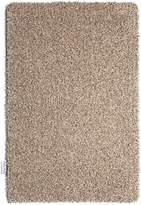 House of Fraser Hug Rug Original plains doormat linen 50x75