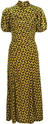 Rachel Comey Hairpin geometric-print dress