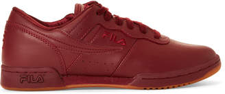 Fila Tawny Port Original Fitness Zipper Low-Top Sneakers