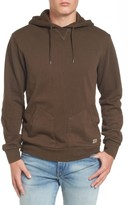 Brixton Men's Hooded Fleece Sweatshirt