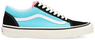 Vans Old Skull 36 DX Colour Block Lace Up Sneakers