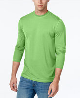 Tasso Elba Men's Big and Tall Performance UV Protection Long-Sleeve T-Shirt