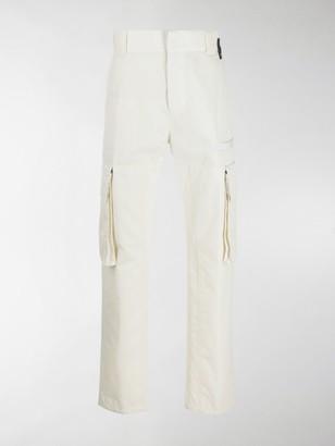 Fendi Pocket Detail Straight Trousers