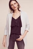 Anthropologie Drape-Front Jacket