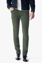 7 For All Mankind The Slimmy Slim In Olive