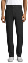 James Perse Double Face Knit Trousers