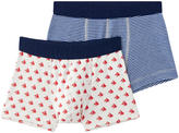 Petit Bateau Pack of 2 pairs of boxer shorts
