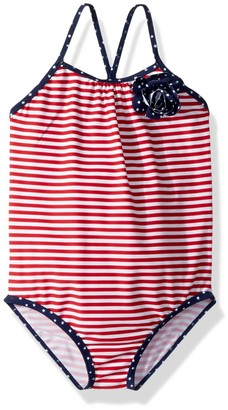 Osh Kosh Girls' Kids One-Piece Swim