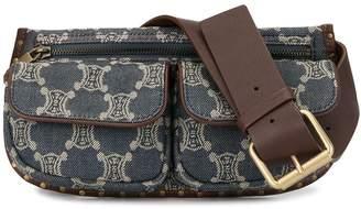 Celine Pre-Owned Macadam belt bag