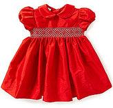 Edgehill Collection Baby Girls 3-24 Months Geometric Float Dress