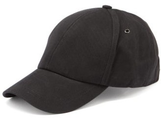 Paul Smith Signature-stripe Cotton-twill Baseball Cap - Mens - Black