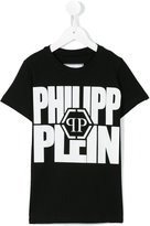 Philipp Plein printed T-shirt - kids - Cotton - 4 yrs