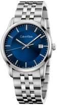 Calvin Klein Infinite Stainless Steel Link Bracelet Watch, K5S3114N