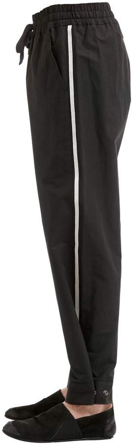 Damir Doma 25cm Cotton & Linen Pants