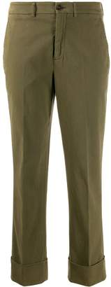 Incotex straight-fit trousers