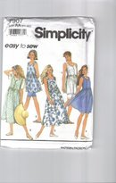Simplicity 7907 Size AA (PT-MD) by Easy to Sew