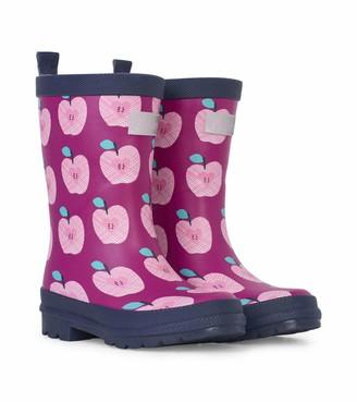 Hatley Girls' Big Printed Rain Boots