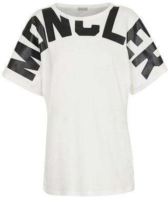 Moncler Giant Logo t-shirt