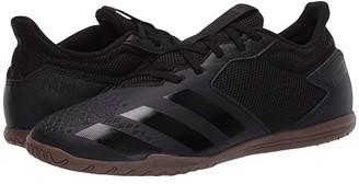 adidas Predator 20.4 In Sala (Core Black/Core Black/Dark Grey Heather Solid Grey) Men's Shoes