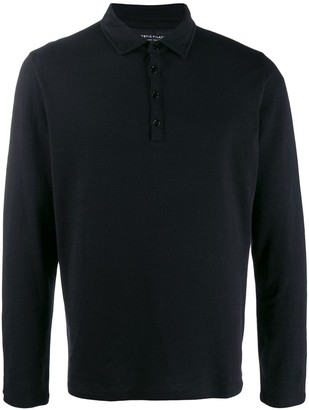 Majestic Filatures buttoned polo shirt