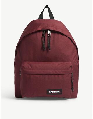 Eastpak Mens Red Padded Pak'R Brimblock Backpack