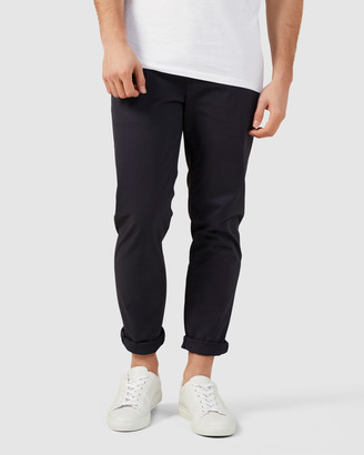 French Connection Men's Pants - Regular Fit Stretch Chino Pants - Size One Size, 38 at The Iconic