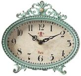 Lily Table Clock