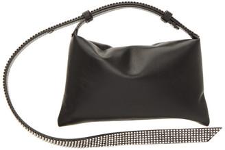 Simon Miller Black Crystal Mini Puffin Bag