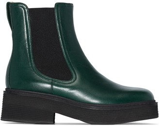 Marni chunky Chelsea boots