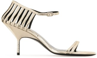 Pierre Hardy Mini Cage sandals