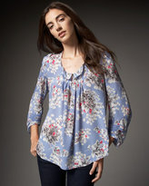 Flower Bell Blouse