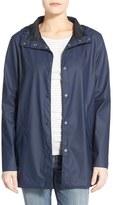 Cole Haan Women's Hooded Raincoat
