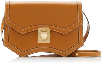 Mark Cross Madeline Leather Shoulder Bag