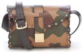 Furla Women's Amazzone Mini Cross Body Bag Cioccolato