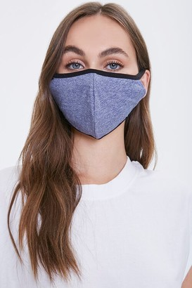 Forever 21 Heathered Face Mask