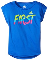 adidas Kids - Game On Top Girl's Clothing