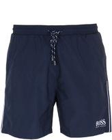 Boss Starfish Bm Navy & White Swim Shorts