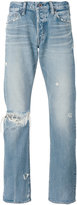 Simon Miller Masaki washed slim fit jeans - men - Cotton - 29