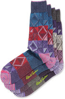 Robert Graham Two-Pair Socks Set, Multi