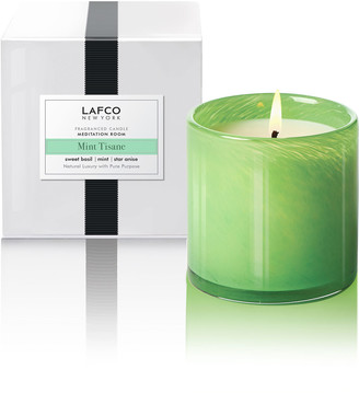 Lafco Inc. Mint Tisane Signature Candle, 15.5 oz./ 440 g